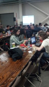 About 175 people attended How to Make a Makerspace