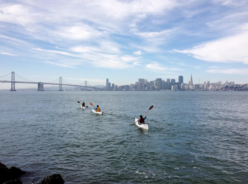 Happy paddling.